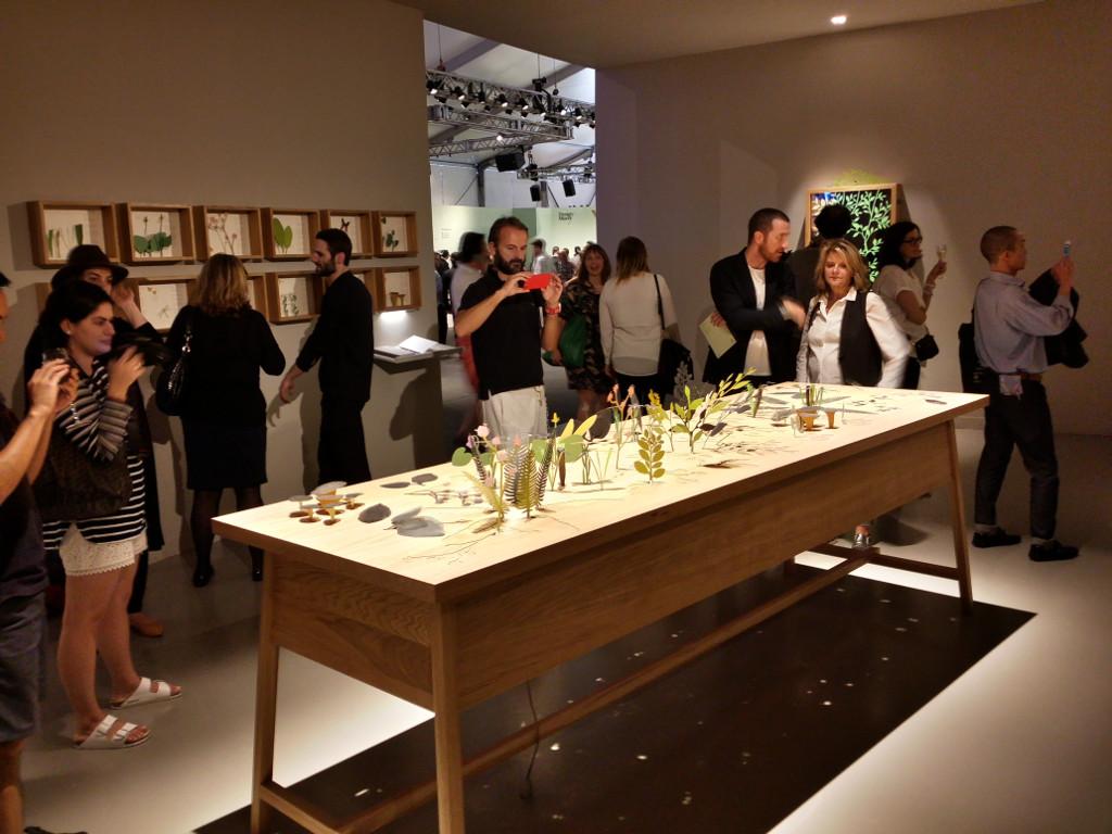 Ephemera at Design Miami 2014