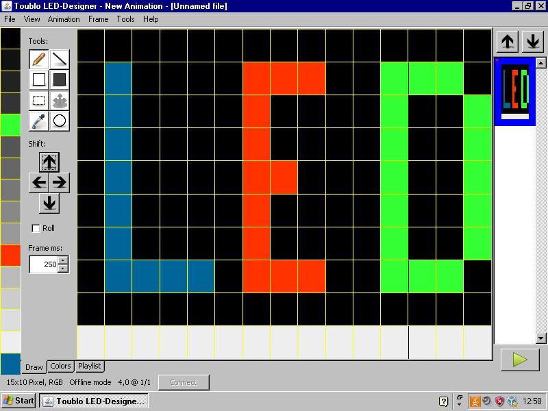 Toublo auf Windows XP