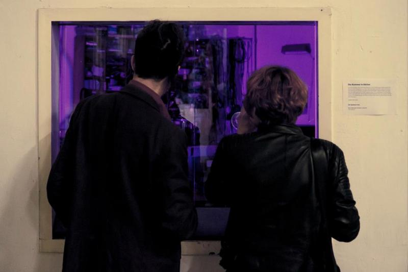 Die Kammer in Aktion (photo credit by Edwina Sasse & Christoph Kirmaier)